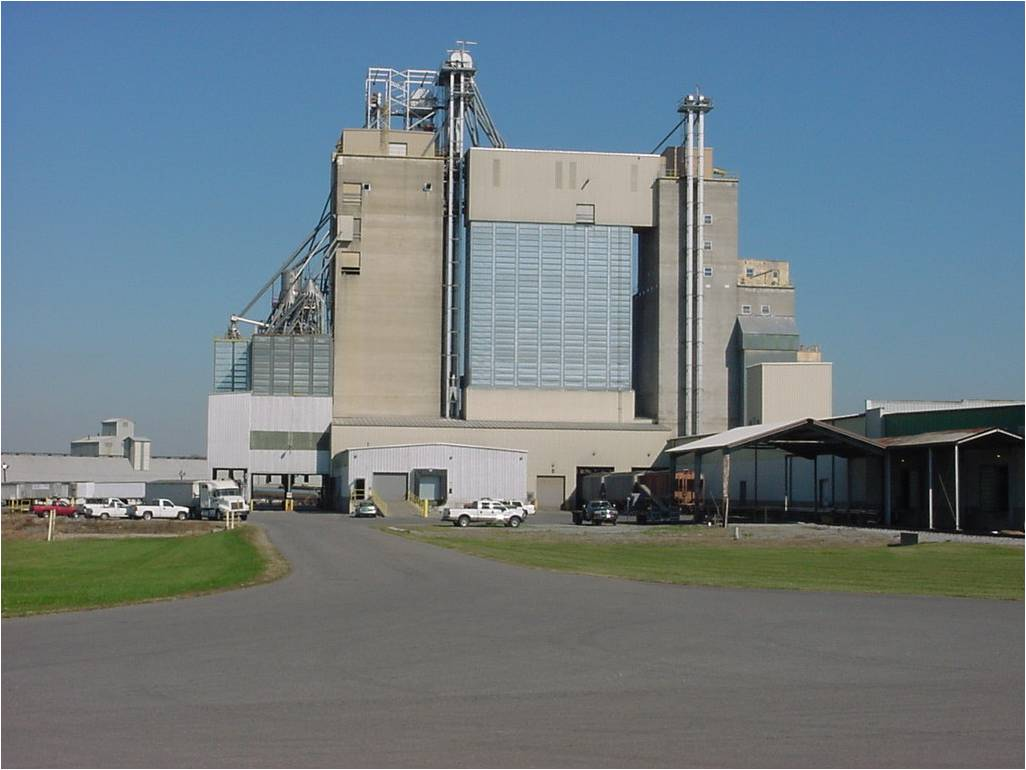 Tennessee Farmers Cooperative's LaVergne, TN Feed Mill