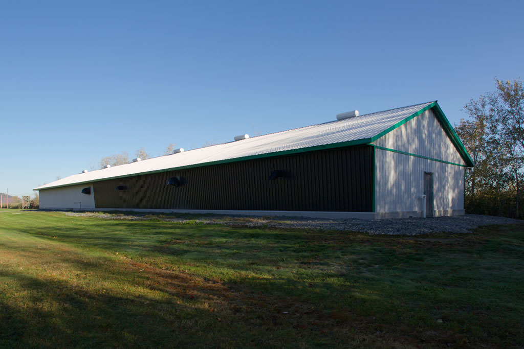 CRF Broiler Research Farm - St. Jean Baptiste, Quebec