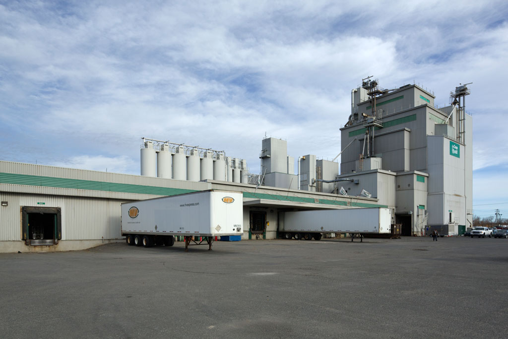 Sollio Agriculture feed mill