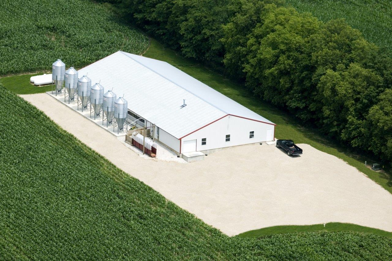 CRF Nursery Research Farm - Sycamore, Ohio